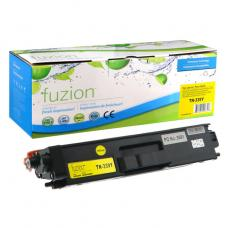 Brother TN-339 Toner Jaune HY Fuzion (HD)