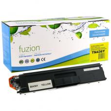 Brother TN-436 Toner Jaune HY Fuzion (HD)