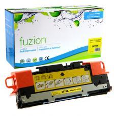 Recyclée HP Q2672A (309A) Toner Jaune Fuzion (HD)