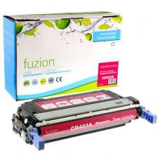 Recyclée HP CB403A (642A) Toner Magenta Fuzion (HD)