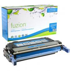Recyclée HP Q5951A, Q6461A (644A) Toner Cyan Fuzion (HD)