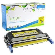 Recyclée HP Q5952A, Q6462A (644A) Toner Jaune Fuzion (HD)