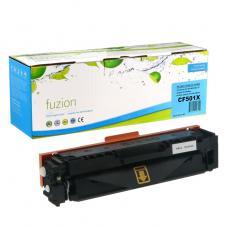 Compatible HP CF501X (202X), Toner Cyan Fuzion (HD)