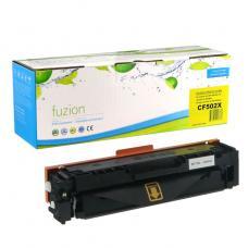 Compatible HP CF502X (202X), Toner Jaune Fuzion (HD)