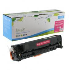 Recyclée HP CC533A Toner Magenta Fuzion (HD)