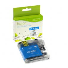 Brother LC205XXL Cyan Compatible Fuzion (HD)