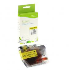 Compatible Brother LC-3017-19 XXL Jaune Fuzion (HD)