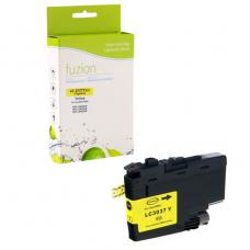 Compatible Brother LC-3037Y Jaune Fuzion (HD) 1,500 Pages