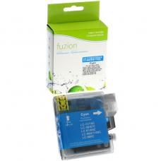 Compatible Brother LC61 Cyan Fuzion (HD)