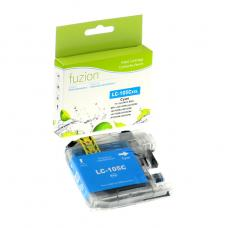 Compatible Brother LC105 XL Cyan Fuzion (HD)