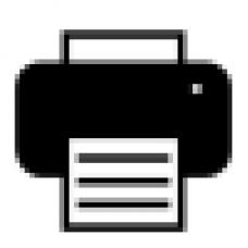 Par imprimante photocopieur télécopieur jet d'encre HP